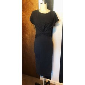 Twist front All Saints Dress